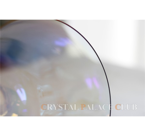 Cosmic light  crystal handle singing bowls 7 inches with perfect tone